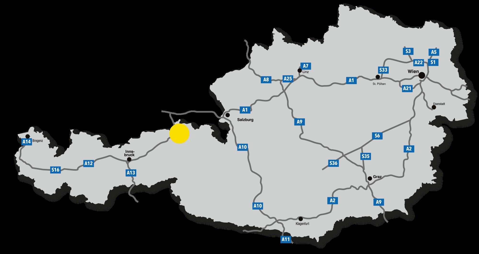 AP-Kufstein Anfahrt